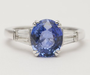 Handmade-18k-White-Gold-Oval-Brilliant-Cut-Sapphire-and-Tapered-Baguette-Cut-Diamond-Ring.jpg